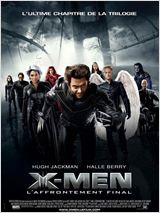 Regarder film X-Men l'affrontement final