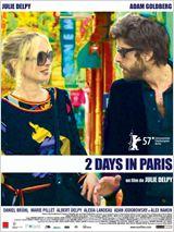 2 Days In Paris en streaming