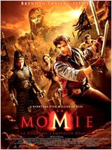 La Momie : la Tombe de l'Empereur Dragon en streaming