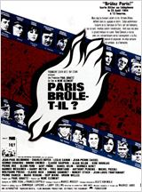 Regarder film Paris brûle-t-il ? streaming