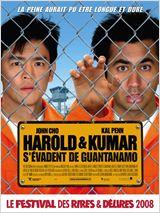 affiche film Harold et Kumar 2 s'�vadent de Guantanamo
