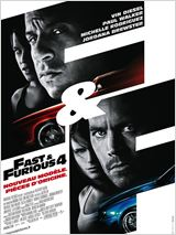 Fast and Furious 4 affiche