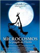 Microcosmos : Le peuple de l'herbe en streaming