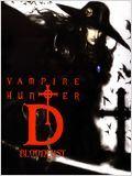 Vampire Hunter D: Bloodlust affiche