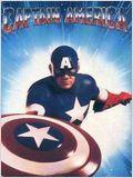 Captain America (1990) affiche