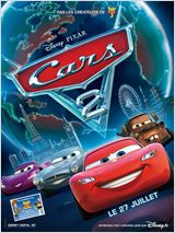 Cars 2 affiche