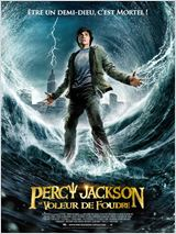 Percy Jackson le voleur de foudre en streaming
