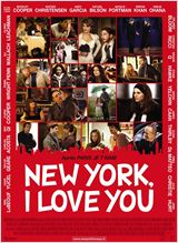 New York, I Love You affiche