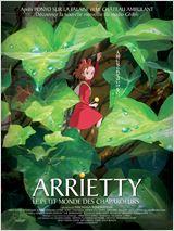 Regarder film Arrietty le petit monde des chapardeurs streaming