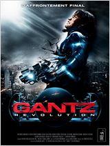 Film Gantz 2 : Révolution streaming