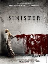Regarder film Sinister streaming