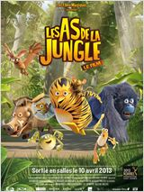 Film Les as de la jungle streaming