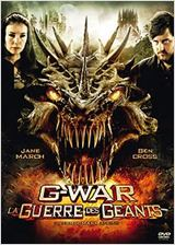 G-War - La guerre des G�ants en streaming