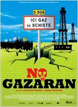 affiche du film NO GAZARAN de Doris Buttignol et Carole Mendini / sortie le 2 avril