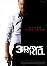 Affiche du film 3 Days to Kill