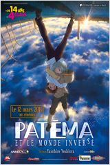 Patema et le monde invers� en streaming
