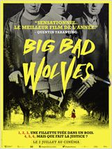 Big Bad Wolves 2013 poster