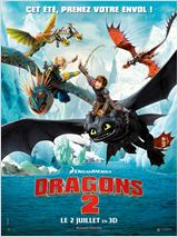 Dragons 2 HD poster