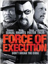 Force of Execution affiche