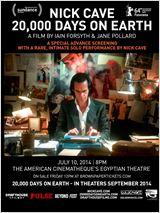 Film 20 000 jours sur Terre streaming