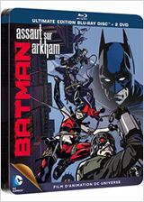 Film Batman: Assault on Arkham en streaming