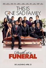 Panique aux funerailles affiche