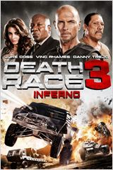 Death Race 3: Inferno affiche
