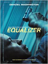 The Equalizer avec Denzel Washington poster