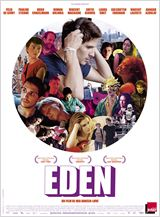Eden (2014) affiche
