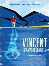 Vincent n'a pas d'écailles affiche