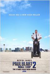 Paul Blart: Mall Cop 2 affiche