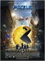 Regarder film Pixels de Chris Columbus streaming