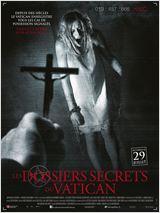 Les Dossiers secrets du Vatican affiche