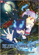Blue Exorcist: The Movie en streaming