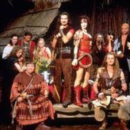 Affiche de la série The New Adventures of Robin Hood