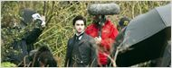 "Daniel Radcliffe sur le tournage de ""The Woman in Black"" !"