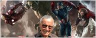 """Avengers"" : les photos du cameo de Stan Lee ! [PHOTOS]"