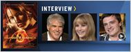 &quot;Hunger Games&quot; en DVD : retrouvez nos interviews! 