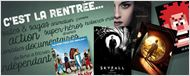 Les bandes annonces de la rentr&#233;e 2012 !