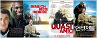 &quot;Intouchables&quot; : le film fran&#231;ais le plus vu dans le monde !