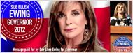 """Dallas 2012"": voici le spot de campagne de Sue Ellen ! [VIDEO]"