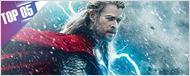 Thor n'a pas le monopole des coups de marteau... [TOP 5]
