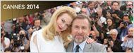 Cannes 2014 : les photos de Nicole Kidman et Tim Roth