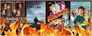 """""""Community"""", """"The Killing""""... Annulées puis sauvées, ces séries sont des miraculées !"""