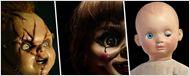 Annabelle, Chucky, Big Baby : ces poupées qui font peur