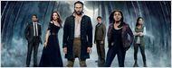 Sleepy Hollow : les héros de la saison 2 prennent la pose