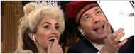 Penelope Cruz et Jimmy Fallon font un Dubsmash sur La Reine des Neiges