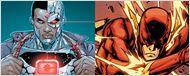Justice League : ces costumes que vous ne verrez pas dans le film