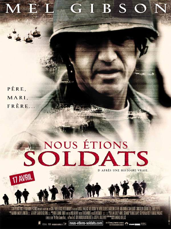 Nous étions soldats en streaming uptobox