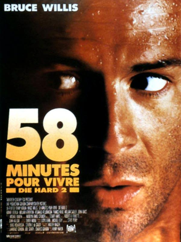 Download 58 minutes pour vivre FRENCH Poster